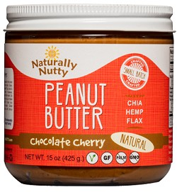 Chocolate Cherry Peanut Butter